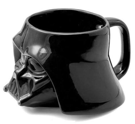 Darth Vader Helmet Mug, Unique Gift - The ShopCircuit