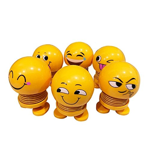 Jumping Emoji - 4Pcs, Funny - The ShopCircuit