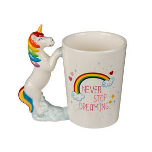 3D Unicorn Mug, Unique Gift - The ShopCircuit
