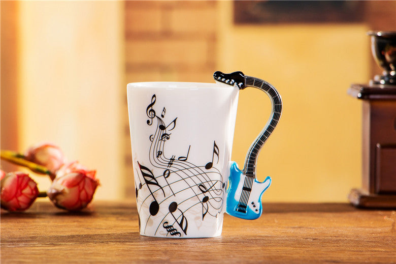 Instrumental Mug, Unique Gift - The ShopCircuit