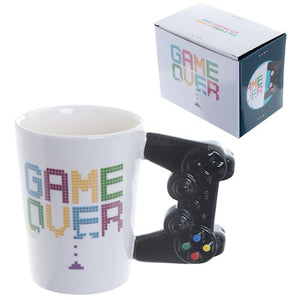 3D Game Over Mug, Unique Gift - The ShopCircuit