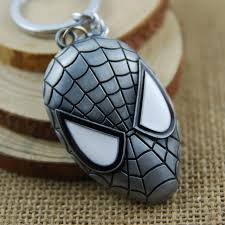 Spiderman Keychain, Unique Gift - The ShopCircuit
