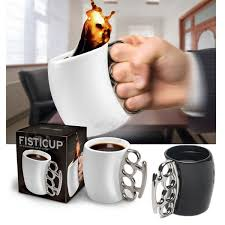 Fist Mug, Unique Gift - The ShopCircuit