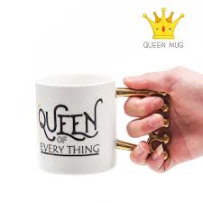 The Queen Mug, Unique Gift - The ShopCircuit