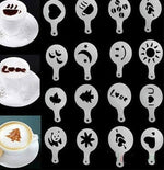 Coffee Stencils Set - The ShopCircuit