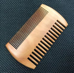 Beard Comb - Wooden, Unique Gift - The ShopCircuit