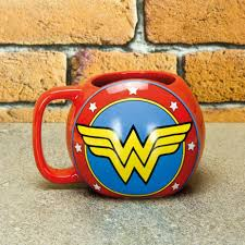 Wonder Women Mug, Unique Gift - The ShopCircuit