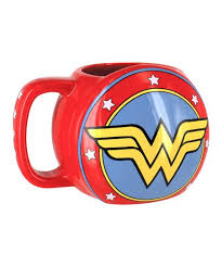 Wonder Women Mug - The ShopCircuit