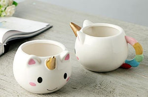 Unicorn Mug - Coffee, Unique Gift - The ShopCircuit