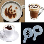 Coffee Stencils Set, Kitchen - The ShopCircuit