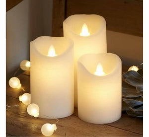 Flameless LED Candles