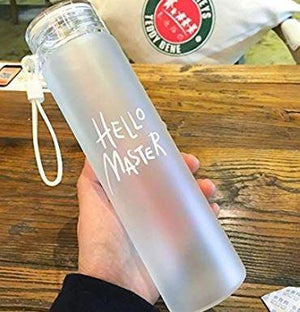 Hello Master Bottle, Unique Gift - The ShopCircuit