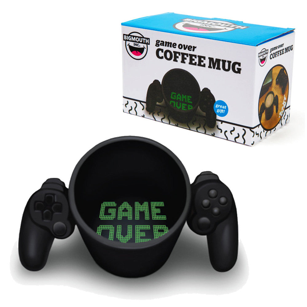 Game Over Mug - The ShopCircuit