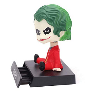 The Joker Bobble Head