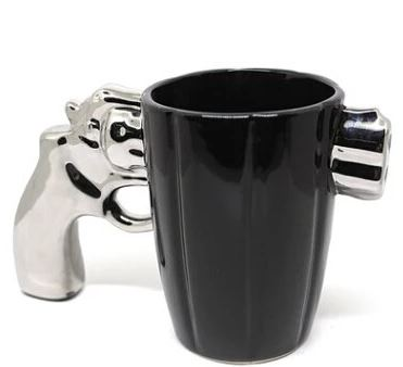 Creative Revolver Mug, Kitchen - The ShopCircuit