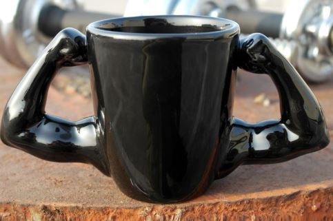 Muscular Man Mug, Unique Gift - The ShopCircuit