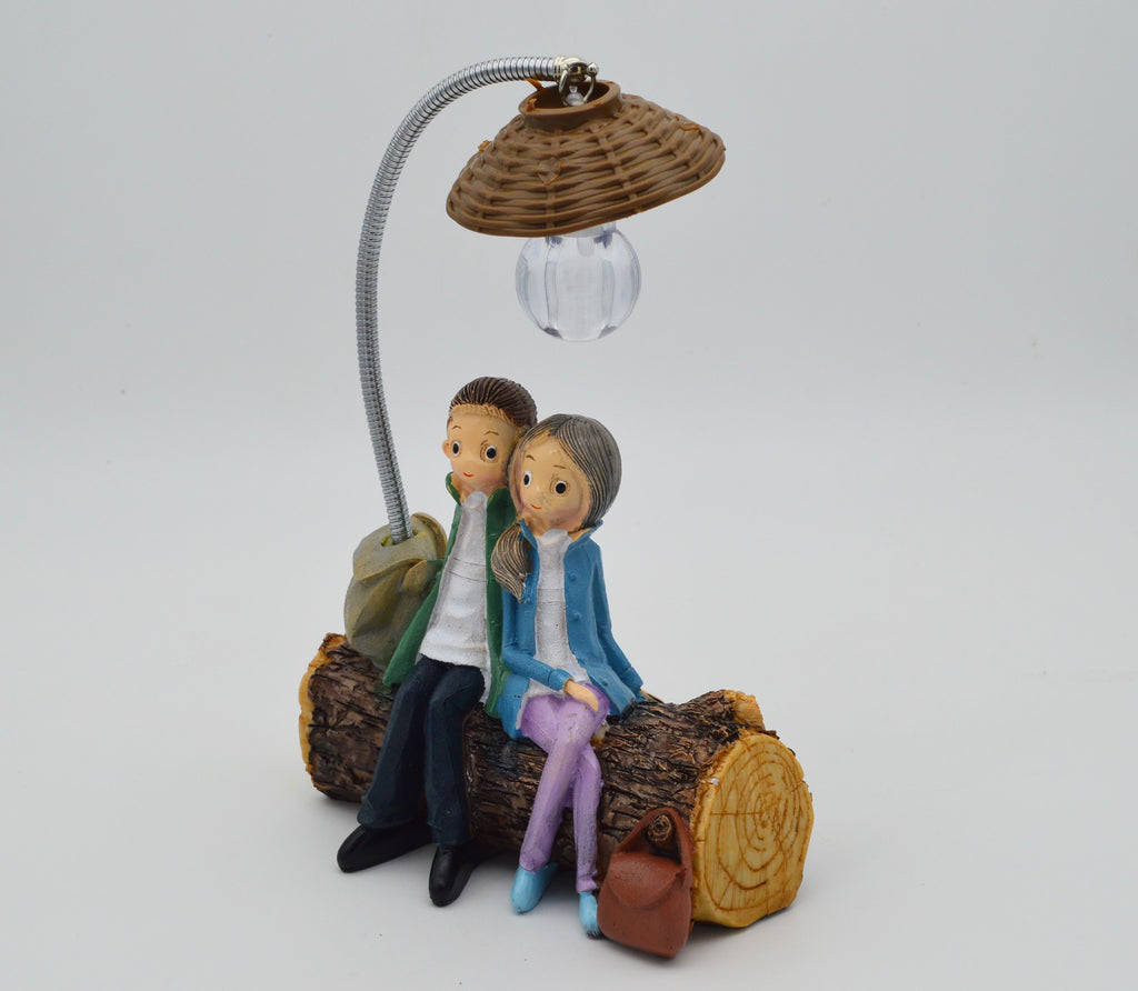 Couple Lamp | Anniversary Gifts for Couples