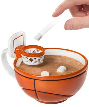 Basketball Soup Bowl, Unique Gift - The ShopCircuit