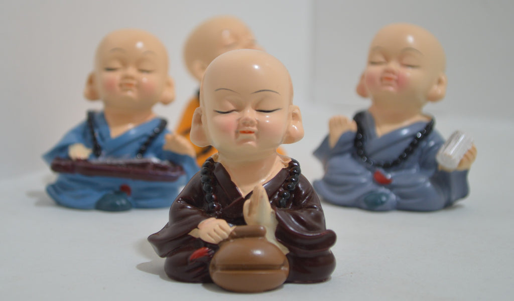 Baby Buddha Monks, Home Decor - The ShopCircuit