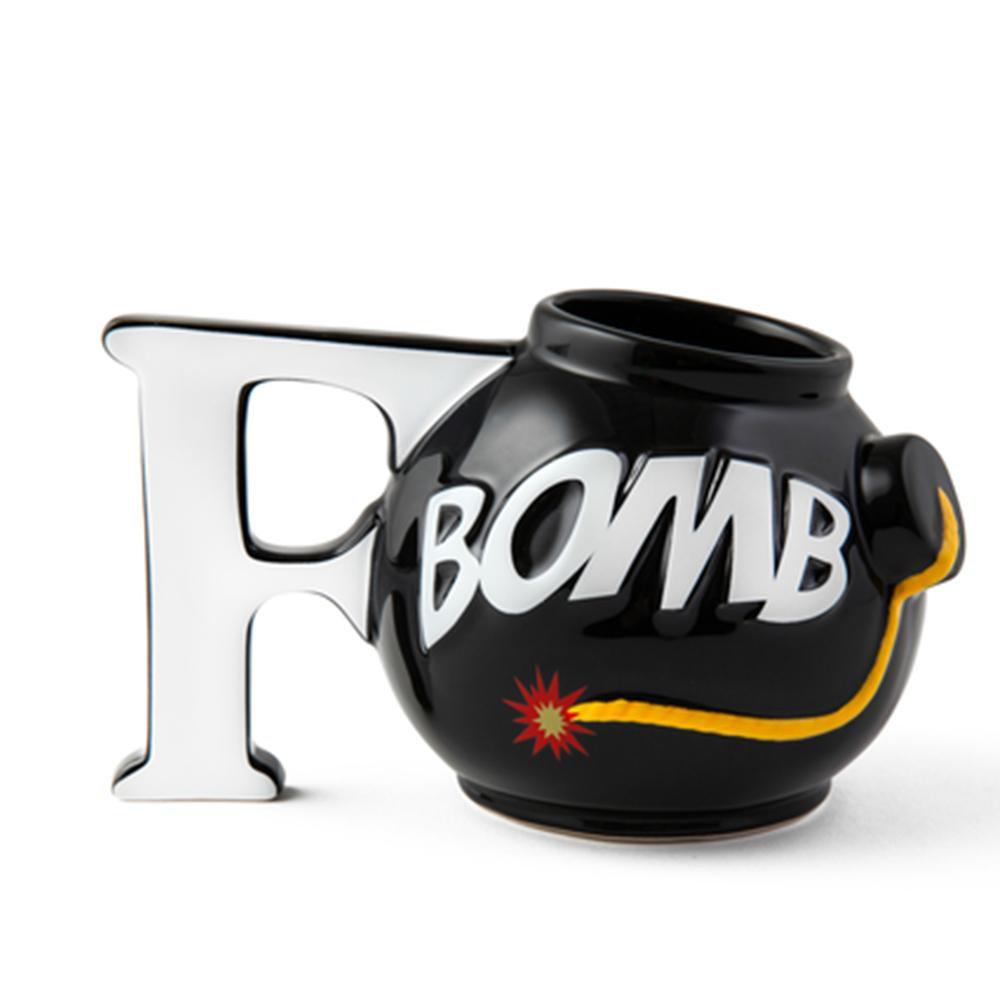 Bomb Mug, Unique Gift - The ShopCircuit