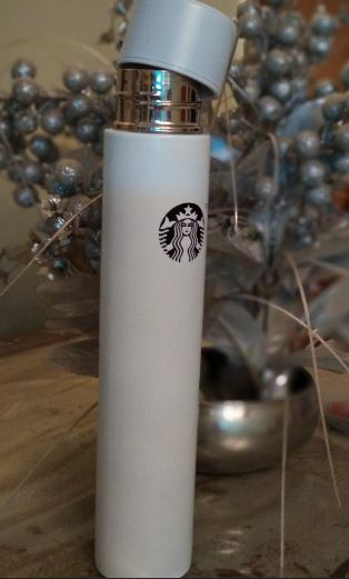Starbucks Pipe Style Bottle, Unique Gift - The ShopCircuit