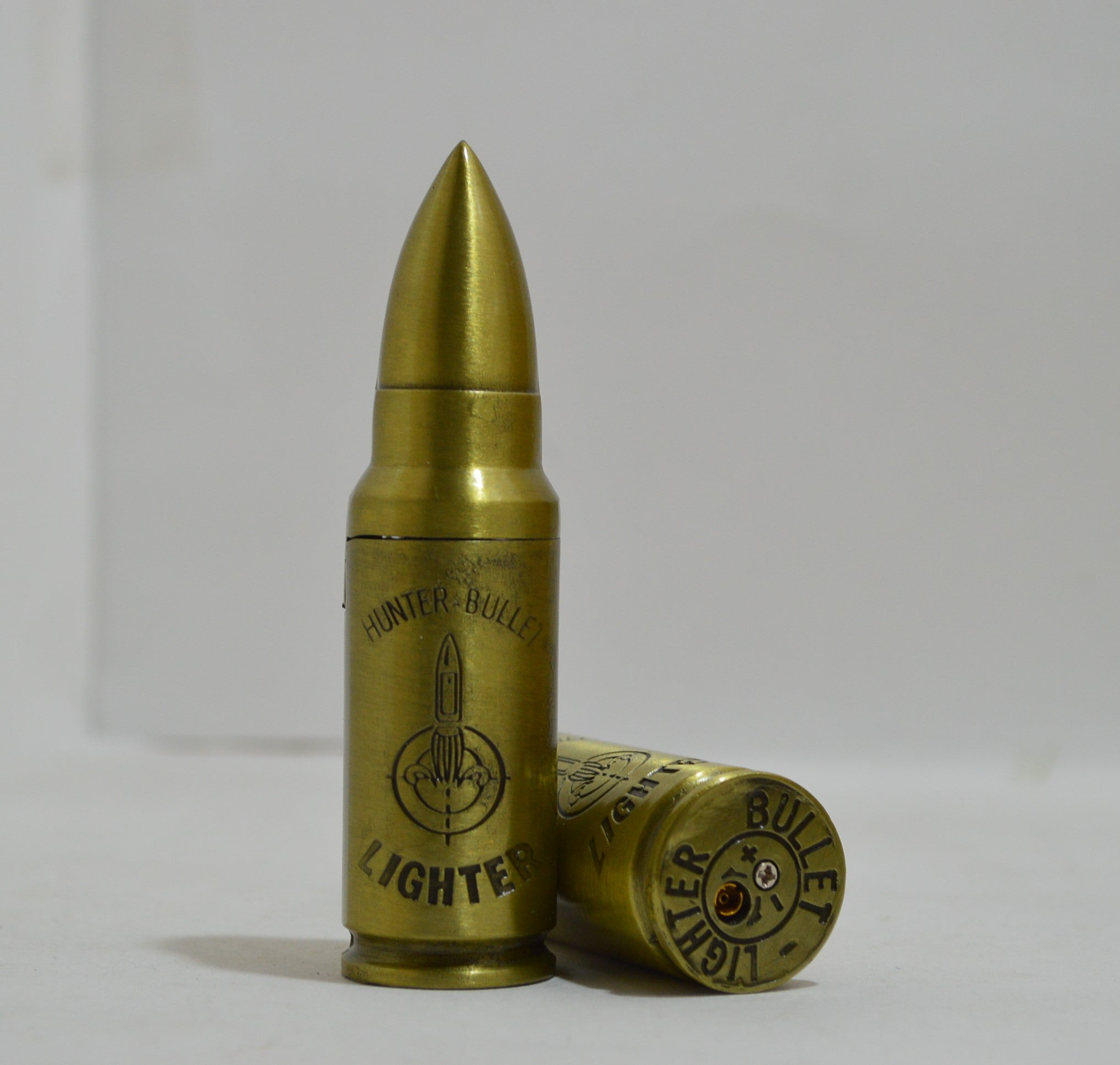 Bullet Shaped Lighter - The ShopCircuit