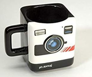 Retro Style Photography Mug, Unique Gift - The ShopCircuit
