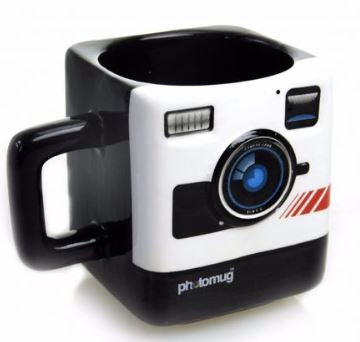 Retro Style Photography Mug - The ShopCircuit