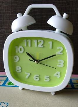 Table Bell Clock, Home Decor - The ShopCircuit