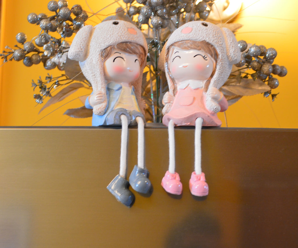 Couple - Dangling Legs, Unique Gift - The ShopCircuit