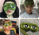 3D Frog Eye Mask, Eye Mask - The ShopCircuit