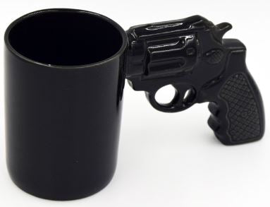 Pistol Mug, Unique Gift - The ShopCircuit