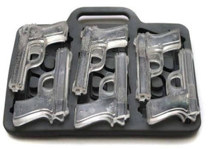 Ice Tray Pistol Gun Style, Party - The ShopCircuit
