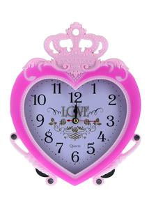 Heart Table Alarm Clock, Home Decor - The ShopCircuit
