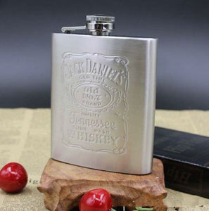 Jack Daniels Hip Flask, Unique Gift - The ShopCircuit