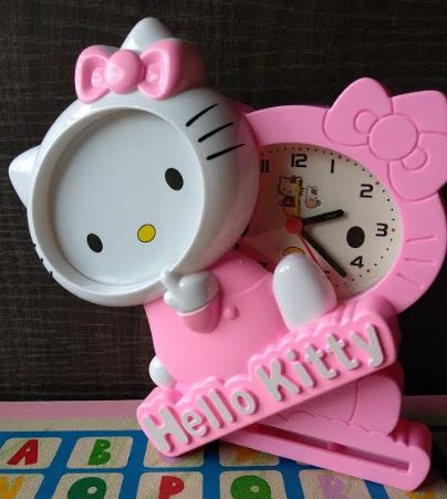 Kitty Style Alarm Clock, Home Decor - The ShopCircuit