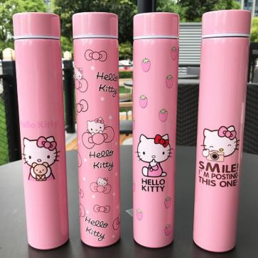 Kitty Pipe Style Slim Bottle - The ShopCircuit