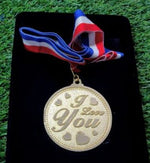 Love & Win - Gold Medal, Unique Gift - The ShopCircuit