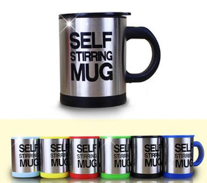 Self Stirring Coffee Mug, Unique Gift - The ShopCircuit