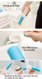 Lint Sticky Roller Dust Remover - The ShopCircuit