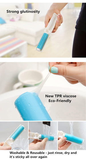 Lint Sticky Roller Dust Remover, Unique Gift - The ShopCircuit