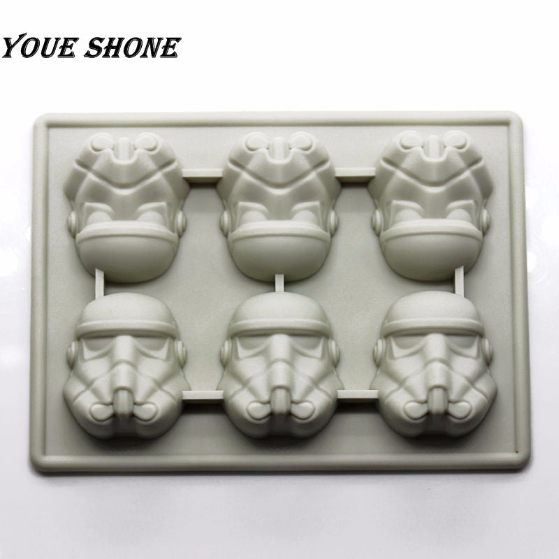 Star Wars Storm Trooper Ice Tray, Kitchen - The ShopCircuit