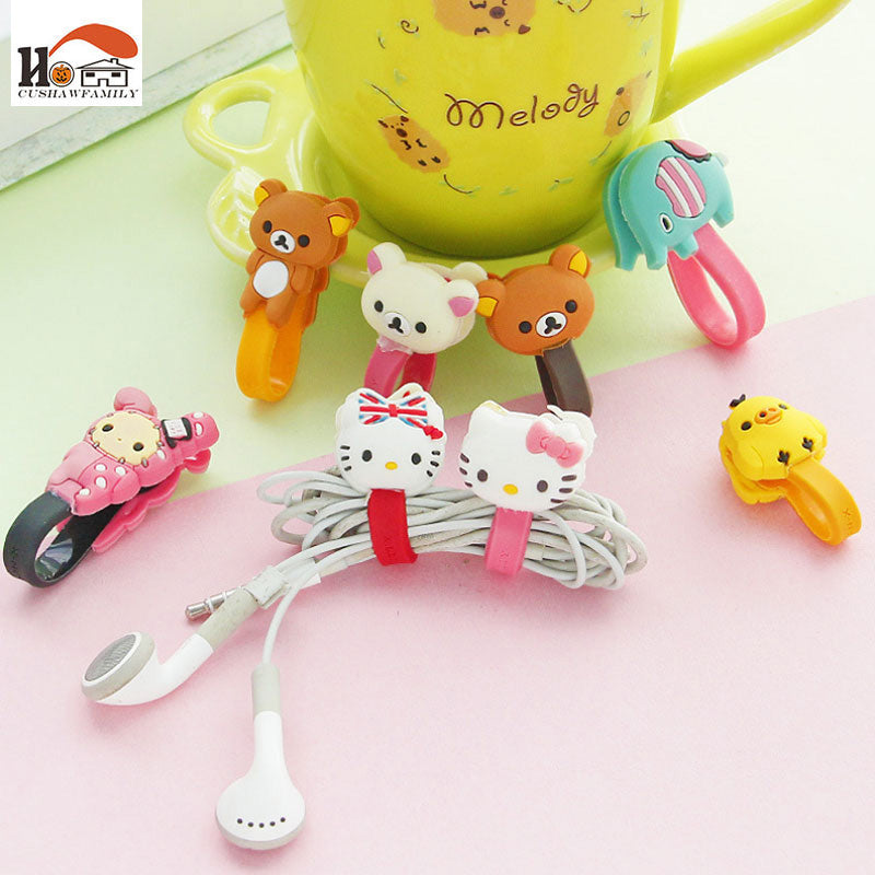 Cartoon Press Wire Wrap - 2Pcs, Useful - The ShopCircuit