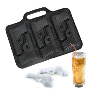 Ice Tray Pistol Gun Style - The ShopCircuit