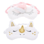 Plush Eye Shade Cover/Eye Mask, Eye Mask - The ShopCircuit