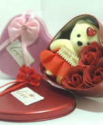 Teddy Heart Box, Unique Gift - The ShopCircuit