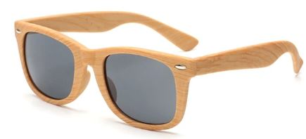 Sunglasses - Wooden Style, Unique Gift - The ShopCircuit