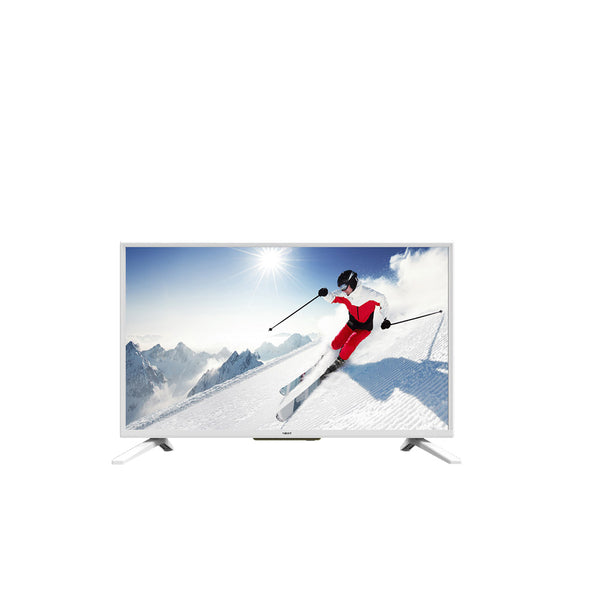 "LED TV 32"" White screen"