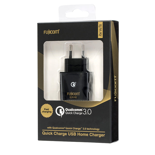 Home charger 3A with QUALCOMM® Quick charge® 3.0 technology