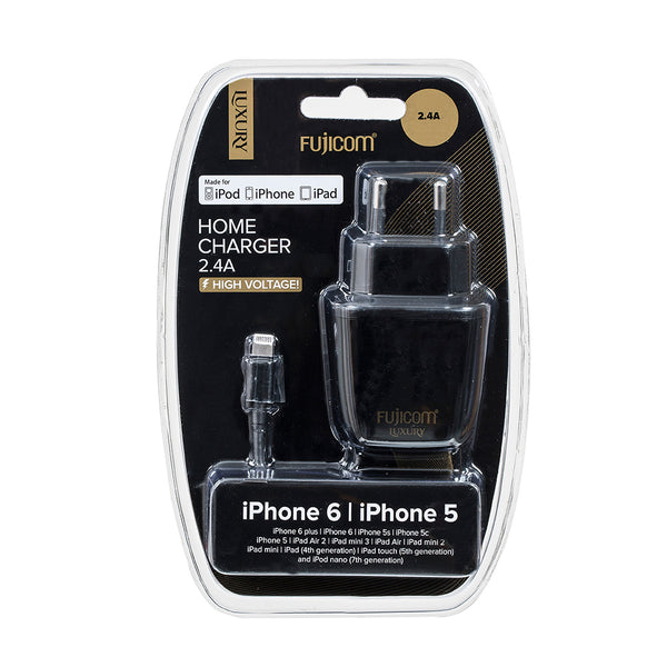 iPhone 7+8+X home charger 2.4A